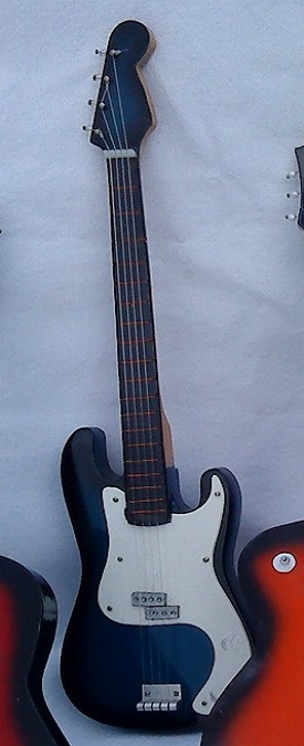 Gitarr Fender Precision Bass