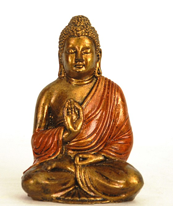 "Buddha GC ""No Fear"""