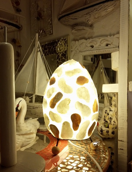 Lampa The Egg