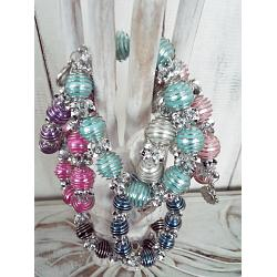 Armband (SD006)  Pearls Wireballs